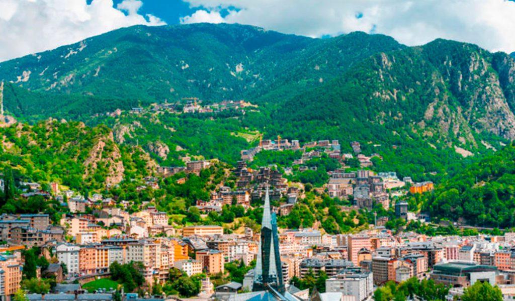 Andorra la Vella - Principado de Andorra